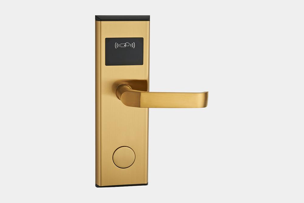 酒店感应IC卡门锁