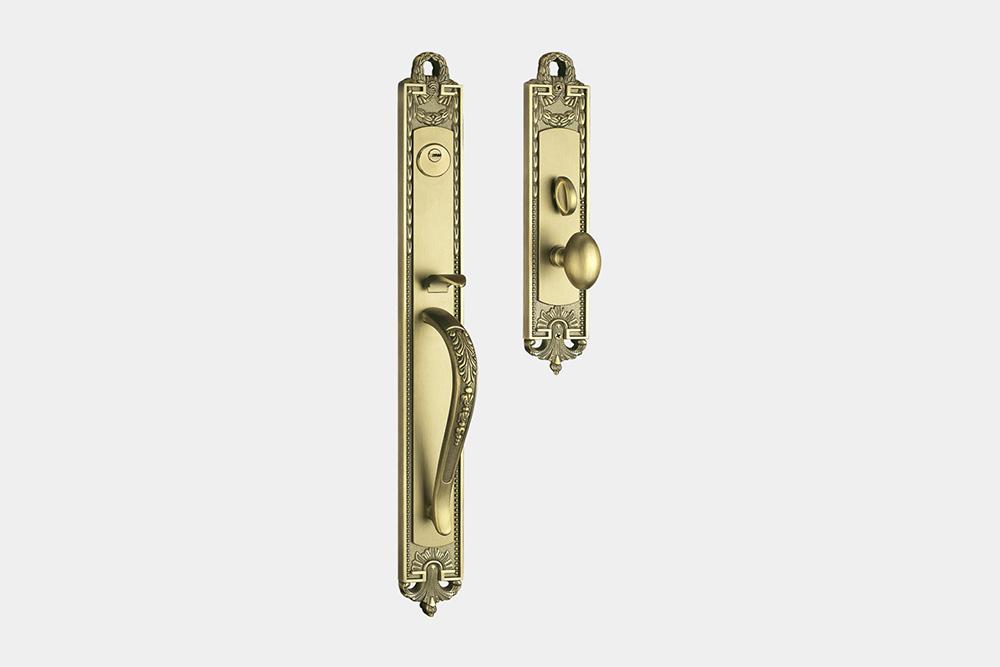 锌合金门锁