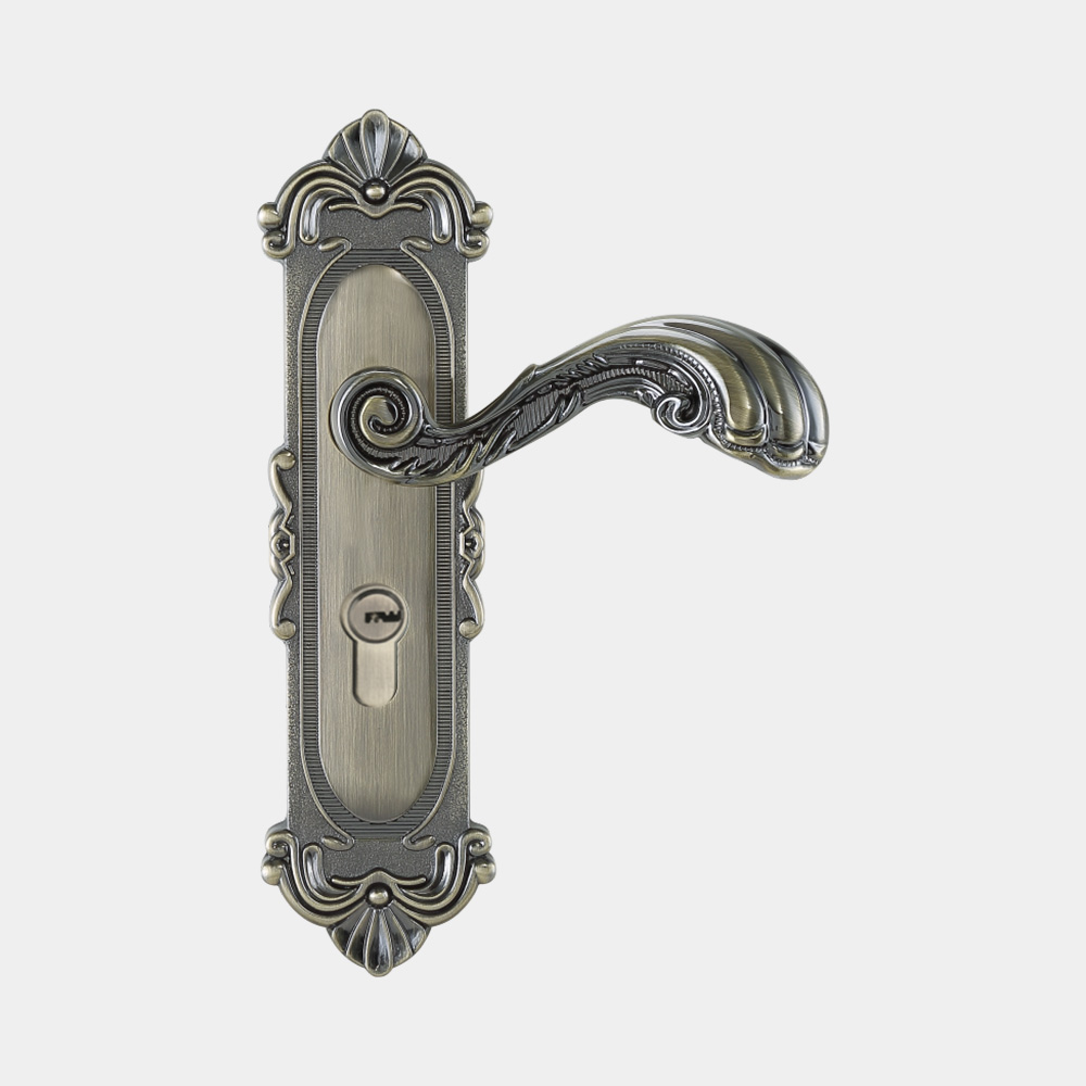 X219-16门锁