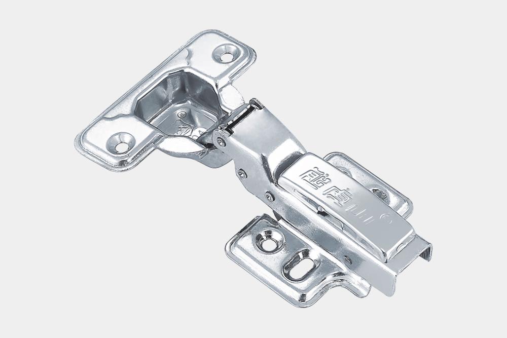 X335-08中弯固定液压铰链