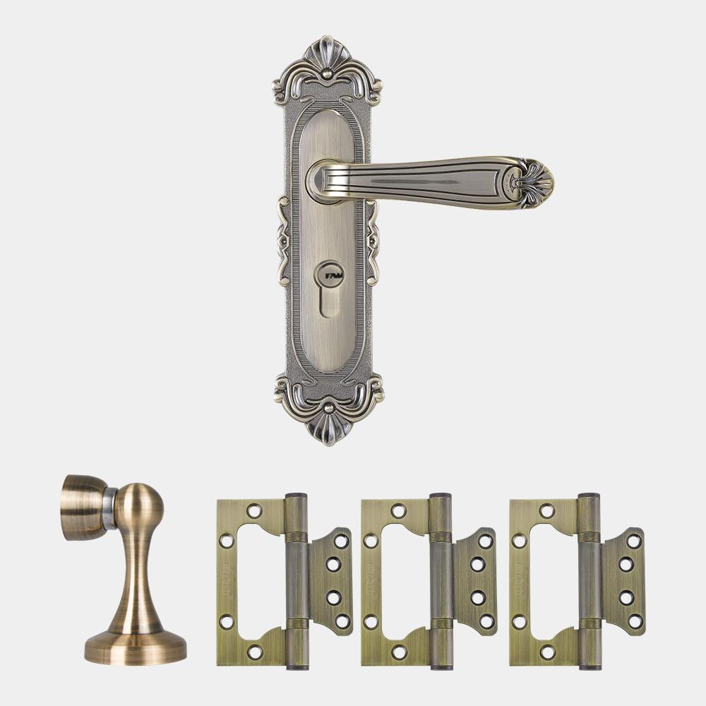 XE219-83门锁三件套