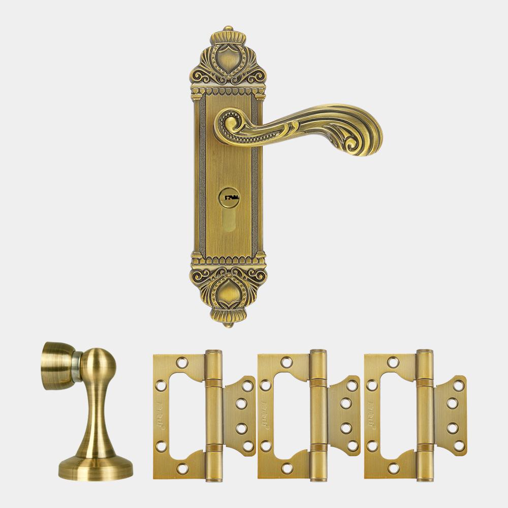XE223-15门锁三件套