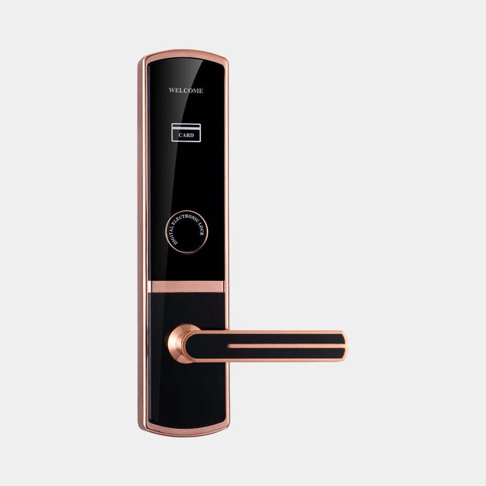 XJ215电子感应门锁