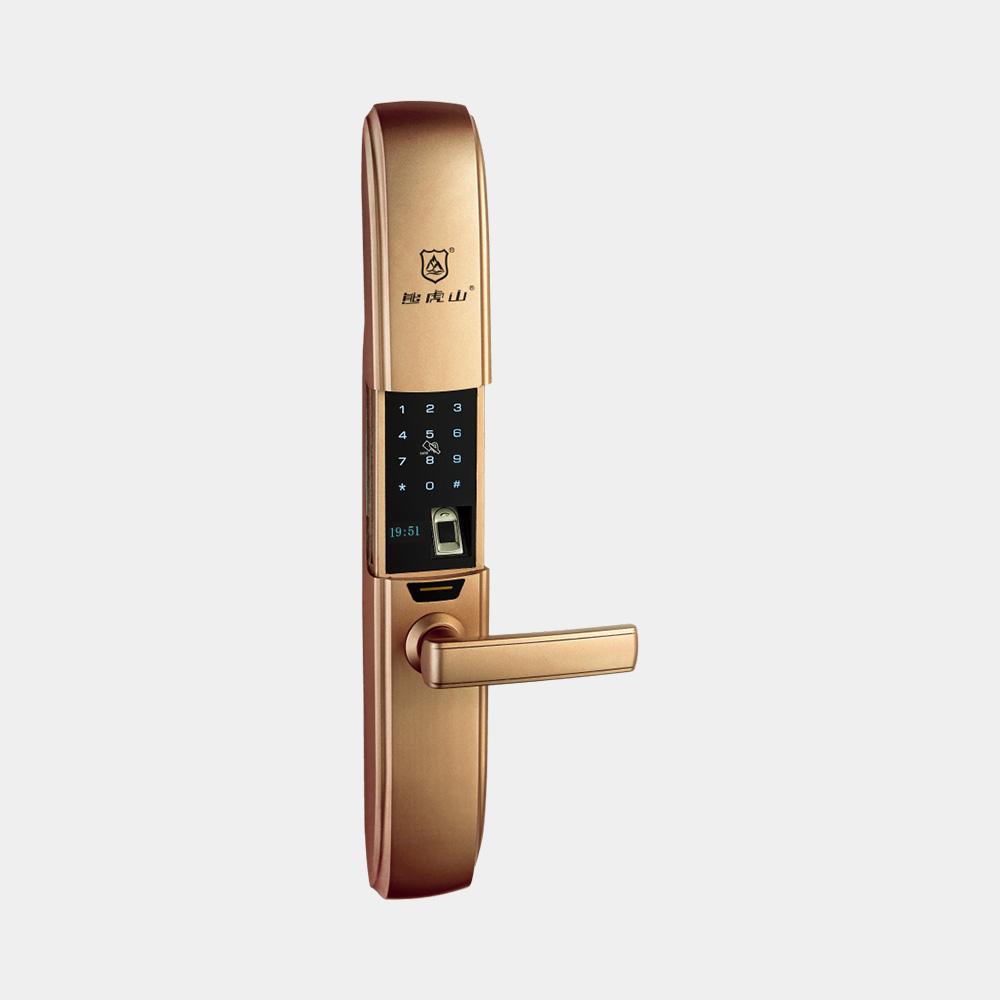 XZN78指纹密码锁