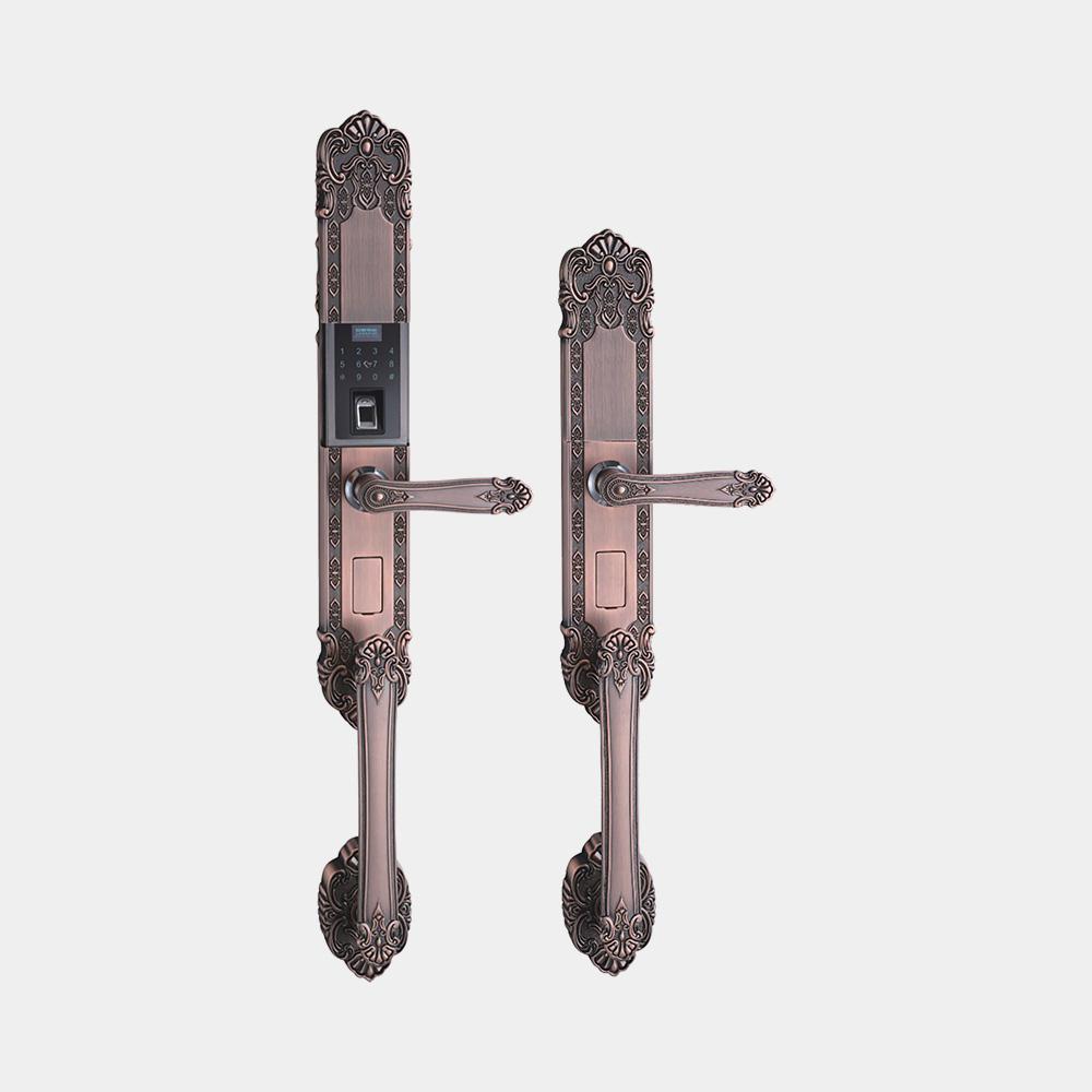 XZN98指纹密码锁